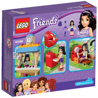 günstig kaufen 41098 LEGO Friends Emmas Kiosk