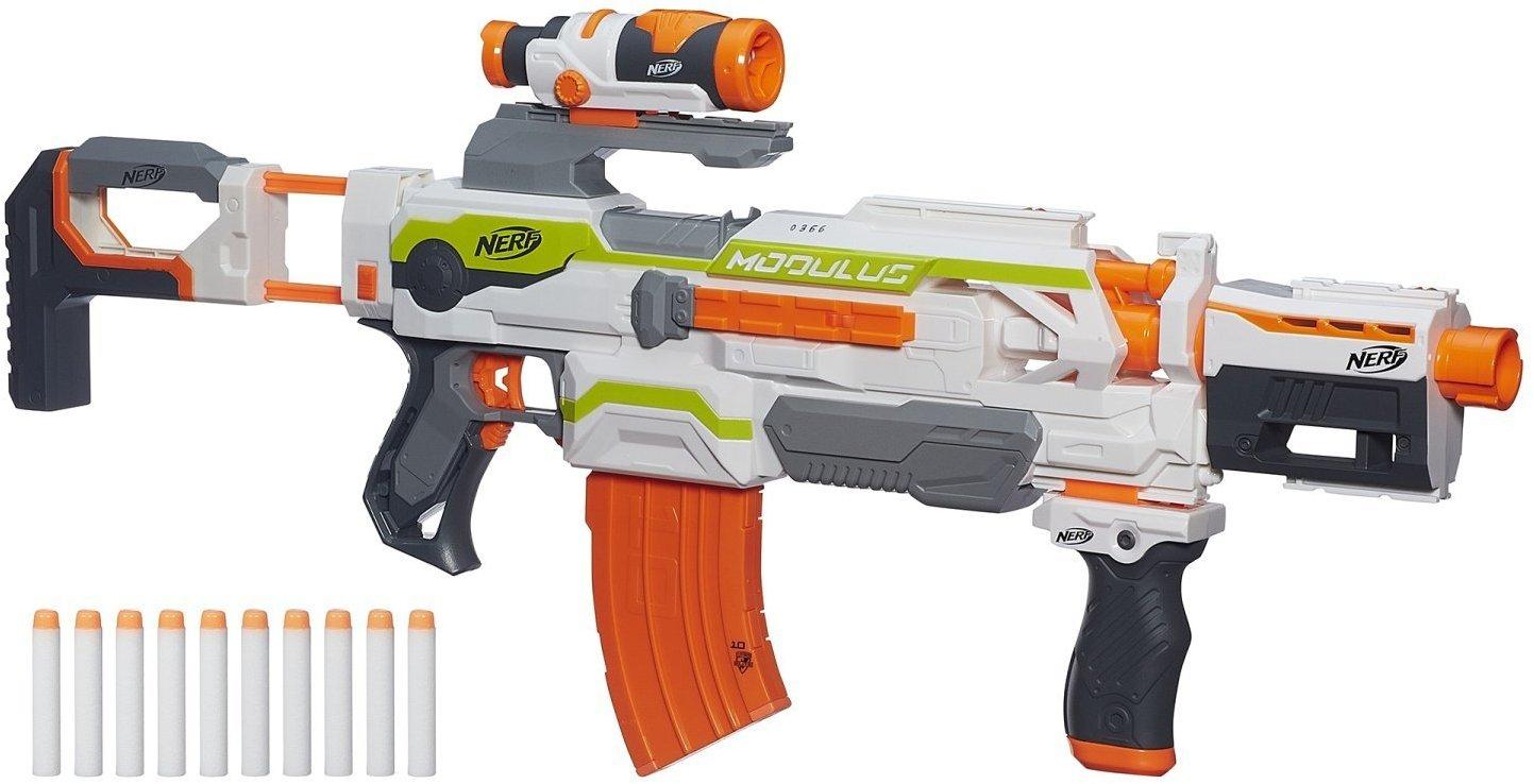 Spielgigant nerf n strike elite xd modulus blaster