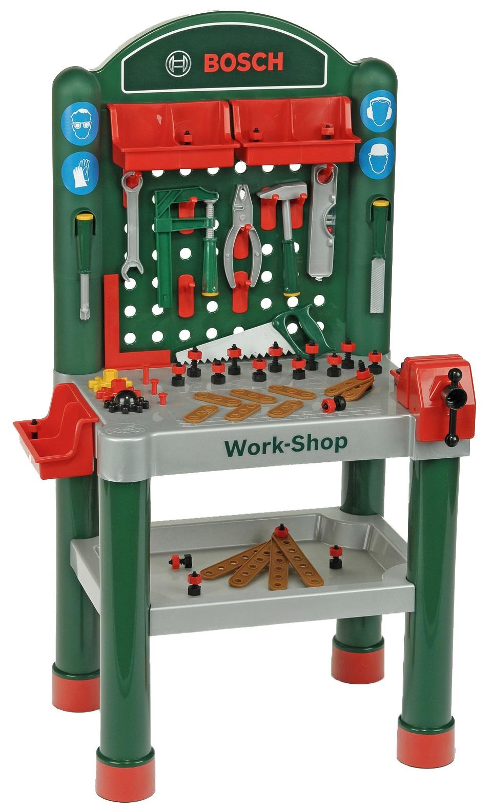 spielgigant.ch | Bosch Workshop - kinder werkbank ...